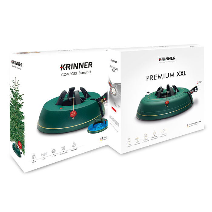 Krinner christmas tree stands the christmas cabin - Krinner premium xxl ...